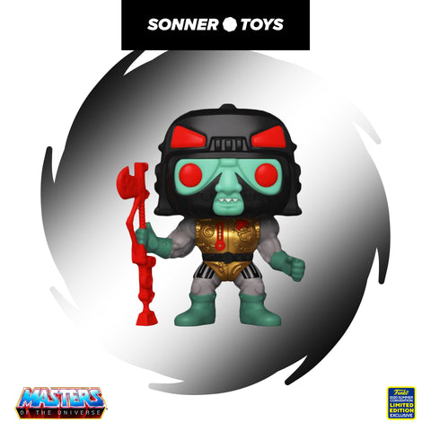Pop! Masters of the Universe - Blast-Attak (SDCC 2020) - SonnerToys