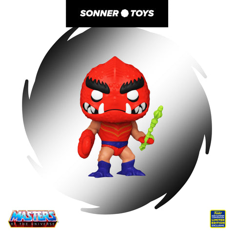 Pop! Masters of the Universe - Clawful (SDCC 2020) - SonnerToys
