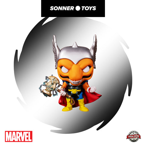 Pop! Marvel - Beta Ray Bill Special Edition - SonnerToys