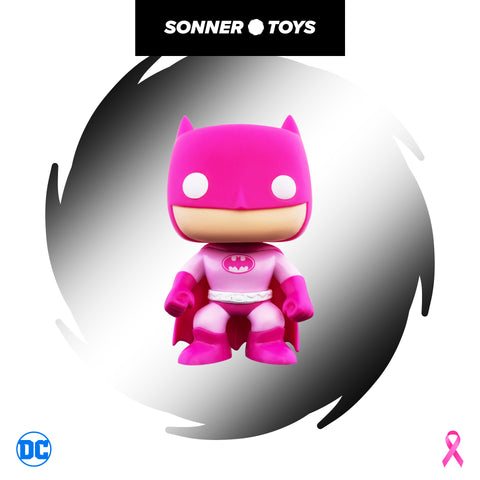 Pop! DC - Batman (Breast Cancer Awareness) - SonnerToys