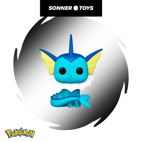 Pop! Pokemon - Vaporeon - SonnerToys
