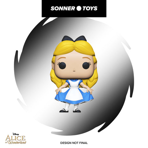 Pop! Alice in Wonderland 70th - Alice