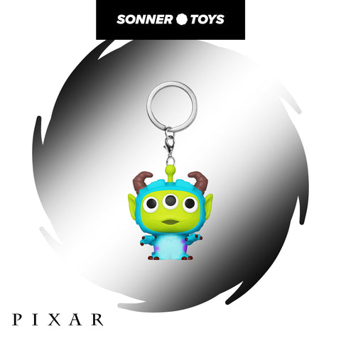 Pocket Pop! Pixar Alien Remix - Sulley (Monsters Inc)