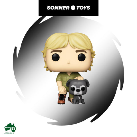 Pop! Crocodile Hunter - Steve Irwin (with Sui)