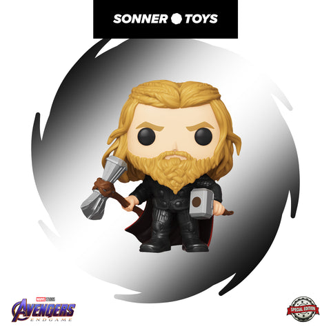 Pop! Avengers: Endgame - Thor (Dual Wield) Special Edition - SonnerToys