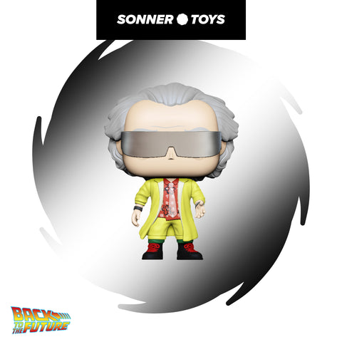 Pop! Back to the Future - Doc (2015)