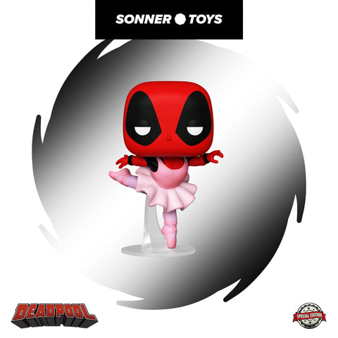Pop! Deadpool 30th - Deadpool (Ballerina) Special Edition