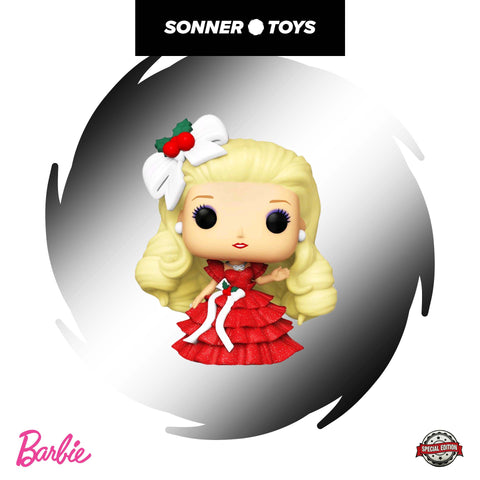 Pop! Barbie - Holiday Barbie (1988) Special Edition
