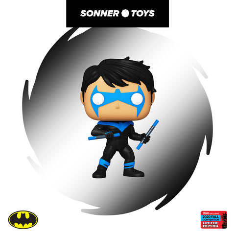 Pop! DC - Nightwing NYCC 2020