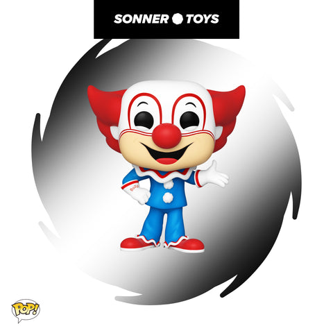 Pop! Icons - Bozo the Clown