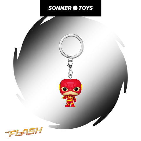 Pocket Pop! CW The Flash - The Flash