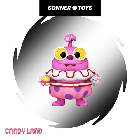Pop! Retro Toys: Candyland - Jolly