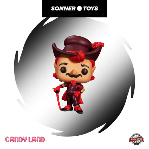 Pop! Candyland - Lord Licorice Special Edition