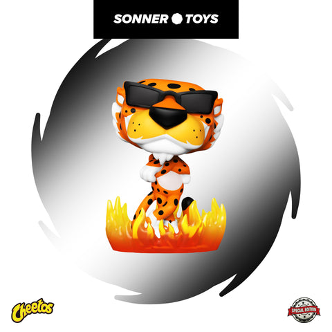 Pop! Ad Icons: Cheetos - Chester (Flaming Hot) Special Edition