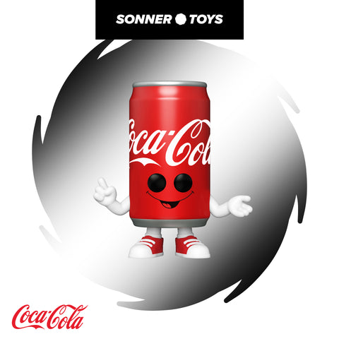 Pop! Ad Icons: Coca-Cola - Can
