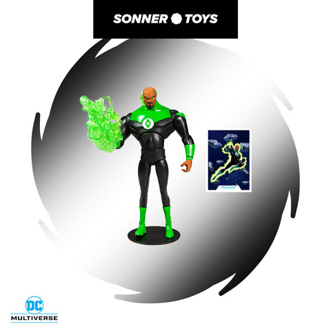 McFarlane Toys: DC Multiverse - Green Lantern (Animated)