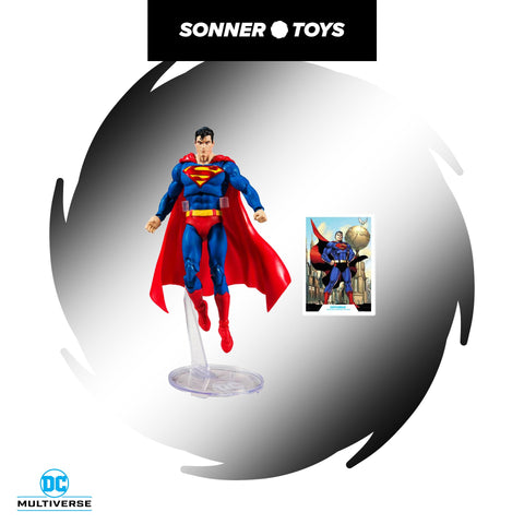 McFarlane Toys: DC Multiverse - Superman (Modern) Action Figure