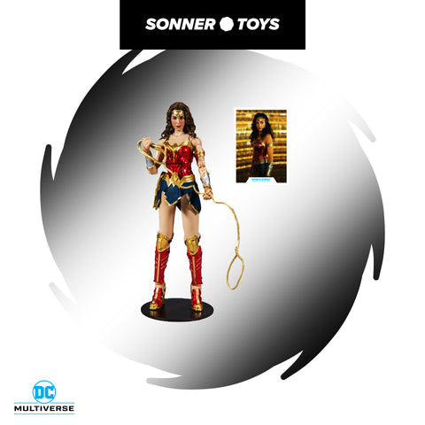 McFarlane Toys: DC Multiverse WW84 - Wonder Woman Action Figure