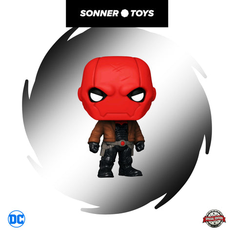 Pop! DC - Red Hood Special Edition
