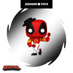 Pop! Deadpool 30th - Deadpool (Flamenco)