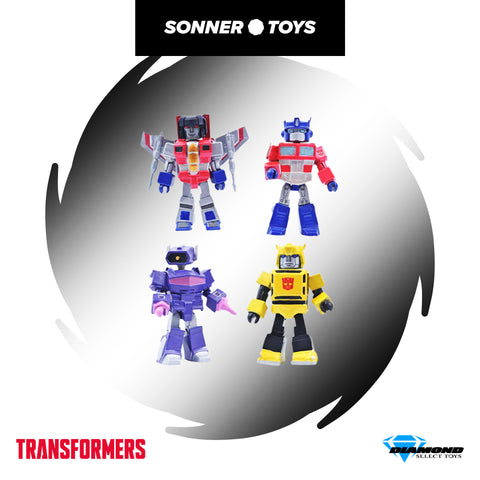 Diamond Select: Minimates - G1 Transformers