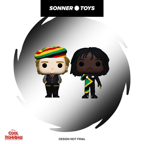 Pop! Cool Runnings - Complete Set of 2