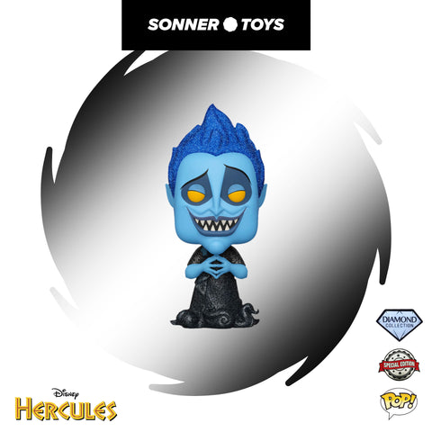 Pop! Disney - Hades (Diamond) Special Edition