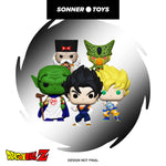 Pop! Dragon Ball Z - Complete Set of 5