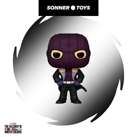Pop! Falcon and the Winter Soldier - Baron Zemo