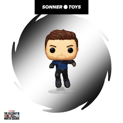 Pop! Falcon and the Winter Soldier - Winter Soldier