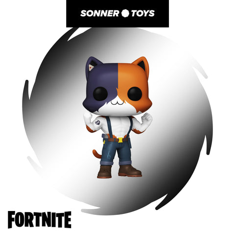 Pop! Fortnite - Meowscles