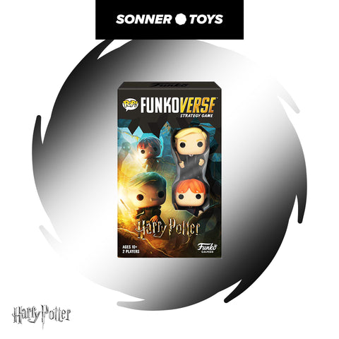 Pop! Funkoverse - Harry Potter #101 Strategy Game