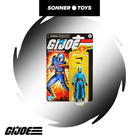 GI Joe: Retro Collection - Cobra Commander
