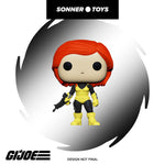 Pop! GI Joe - Scarlett