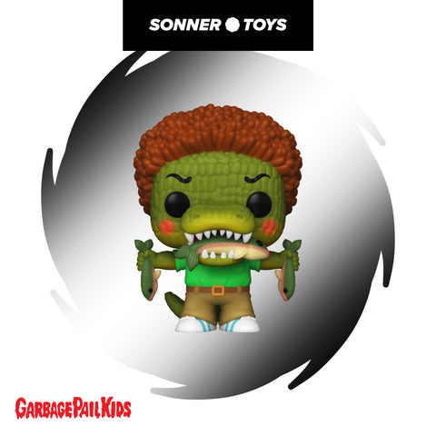 Pop! Garbage Pail Kids - Ali Gator