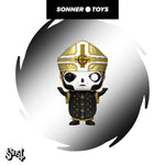 Pop! Ghost - Papa Emeritus III (Metallic) Special Edition