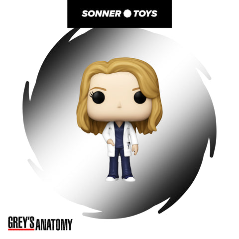 Pop! Grey's Anatomy - Meredith Grey