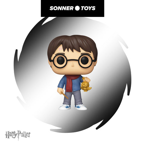 Pop! Holiday Harry Potter - Harry Potter - SonnerToys