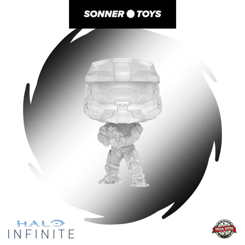 Pop! Halo: Infinite - Master Chief (Active Camo) Special Edition