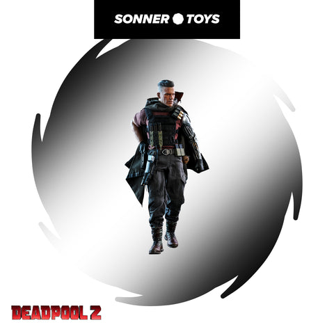 Hot Toys: Deadpool 2 - Cable - SonnerToys