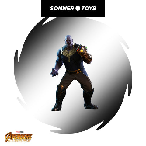 Hot Toys – Infinity War – Thanos - SonnerToys
