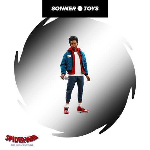 Hot Toys: Spider-Man: Into the Spider-Verse - Miles Morales