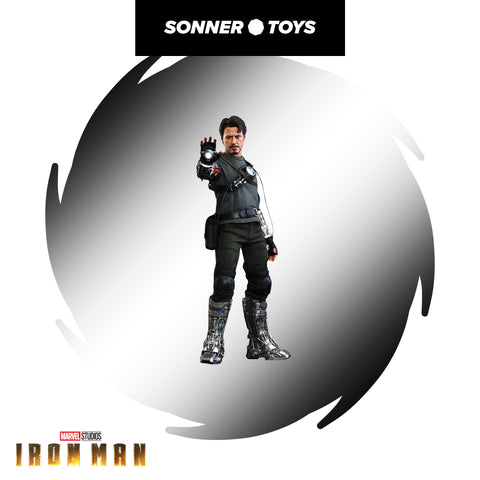 Hot Toys: Iron Man - Tony Stark (Mech Test) - SonnerToys