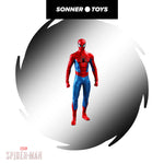 Hot Toys: Spider-Man Game - Spider-Man MK IV - SonnerToys