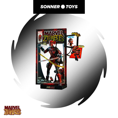 Hot Toys: Marvel Zombies - Deadpool