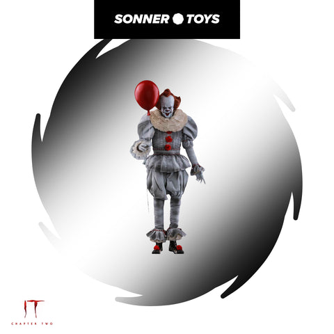 Hot Toys: IT Chapter 2 - Pennywise