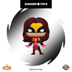 Pop! Marvel: Infinity Warps - Weapon Hex Special Edition