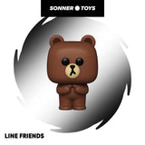 Pop! Line Friends - Complete Set of 4