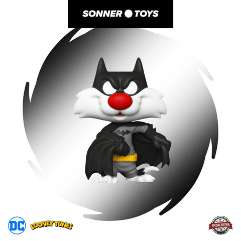 Pop! DC/Looney Tunes - Sylvester (as Batman)