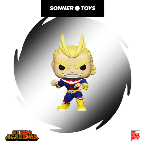Pop! My Hero Academia - All Might (10 Inch)